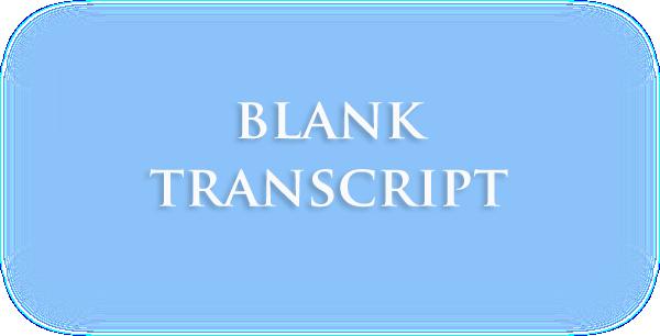 BlankTranscriptBTN